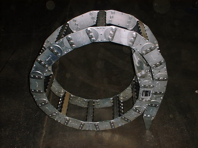 Gleason Cable Track : Surplus usa wire cable
