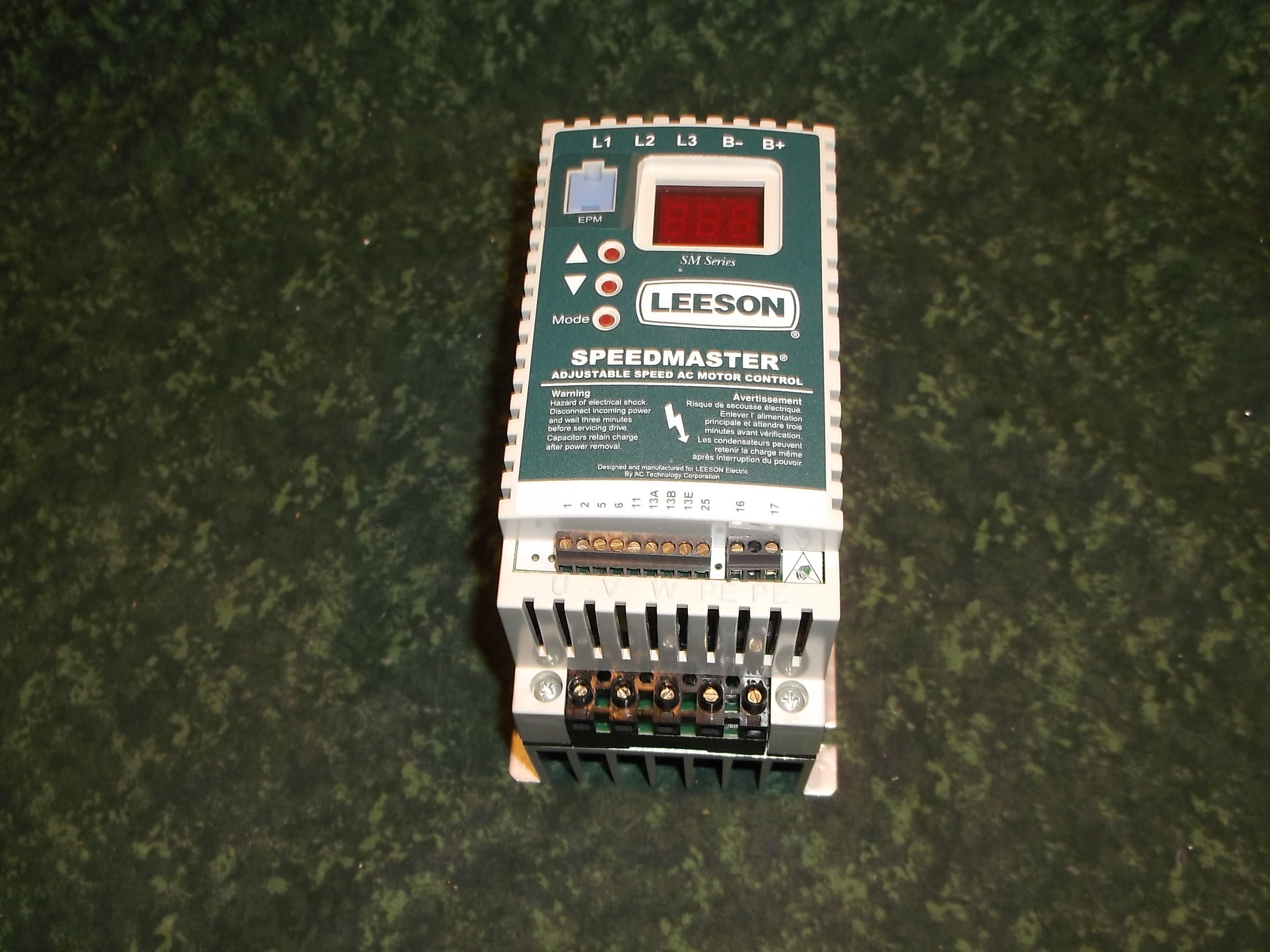 Surplus Usa Ac Dc Motor Drives The Variable Frequency Drive Consists A Circuit An Alternating 40359